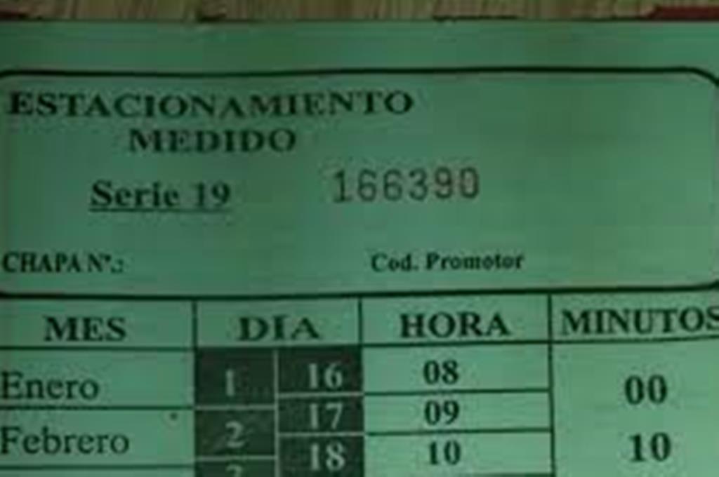 estacionamiento medido - Goya Corrientes
